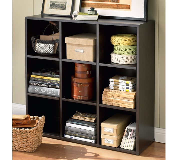 What Is Pottery Barn Style Called: Pottery Barn Inspired-Bookshelf