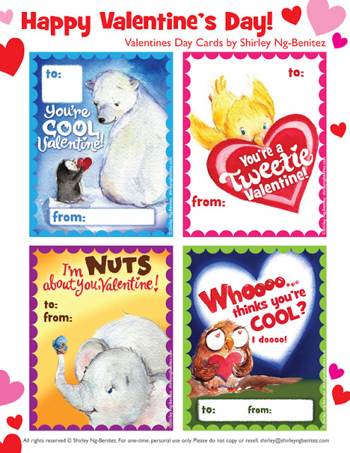 Free Cards for Valentine's Day