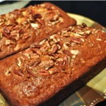 The Yummiest Banana Nut Bread