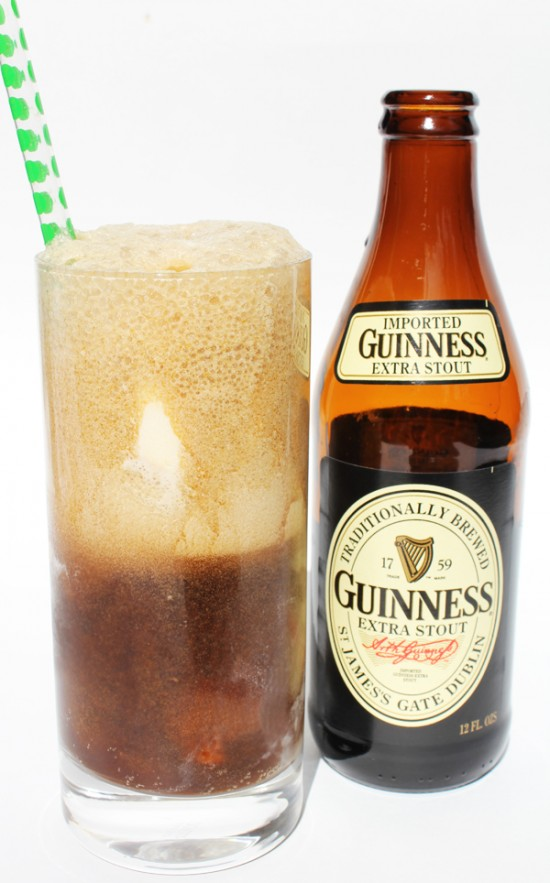 Easy Guinness Float