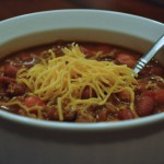 Yummiest Beer Chili Ever