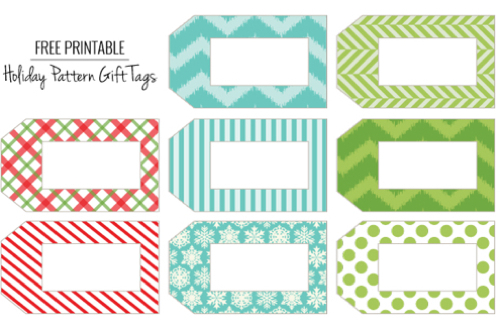 graphic regarding Diy Gift Tags Free Printable called No cost Printable Reward Tags - The Frugal Woman