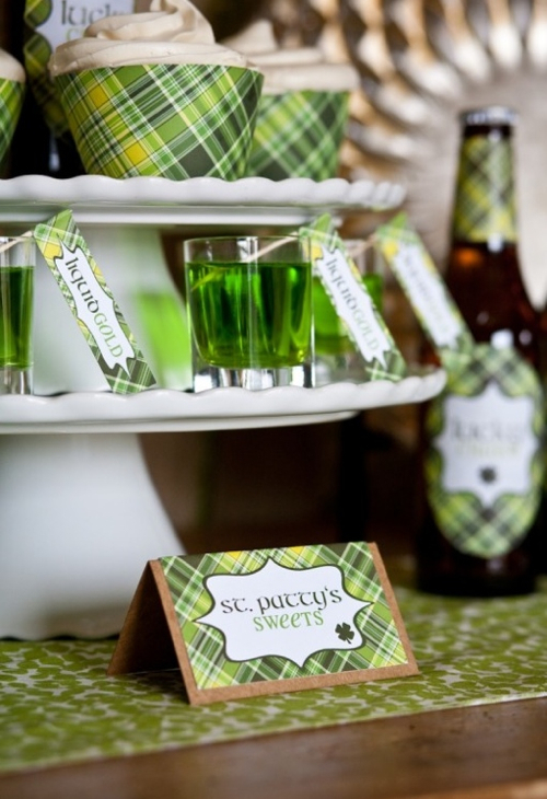 Cute St. Patrick's Day Party Printables