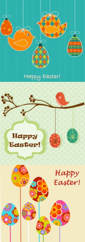 Adorable Free Printable Easter Cards