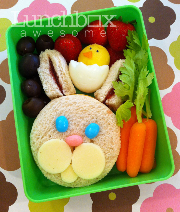 12 fun easter lunch ideas the frugal female for Easy easter lunch menu
