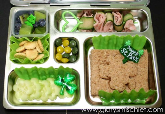 Great Idea for St. Patrick's Day Lunch
