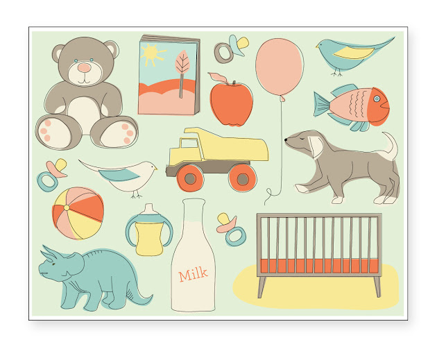 image about Printable Baby Cards known as 9 Cost-free \