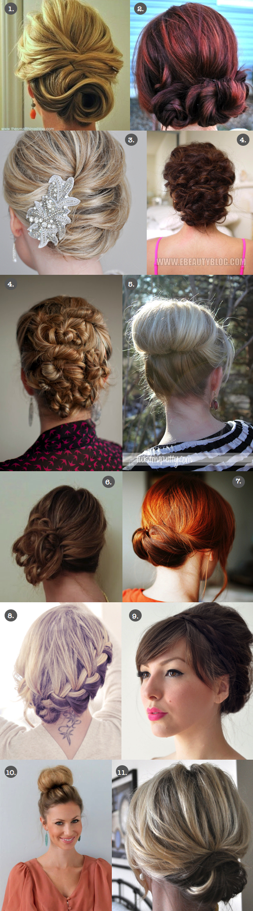 Prom Updos