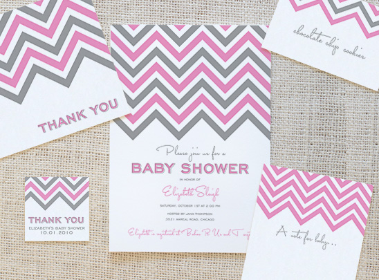 free pink baby shower party pack printables the frugal female