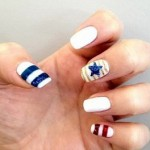 5 DIY 4th Of July Nail Tutorials