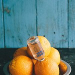 Absolut Vodka-Infused Orange