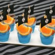 Pirate Jello and Orange Slice Boats
