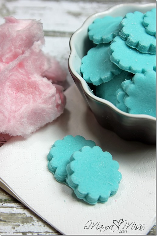 easy cotton candy melts