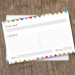 9 Free Printable Recipe Cards