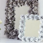 Make Beautiful Roses Out Of Egg Cartons
