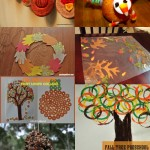 7 Easy Thanksgiving and Fall Crafts For Kids