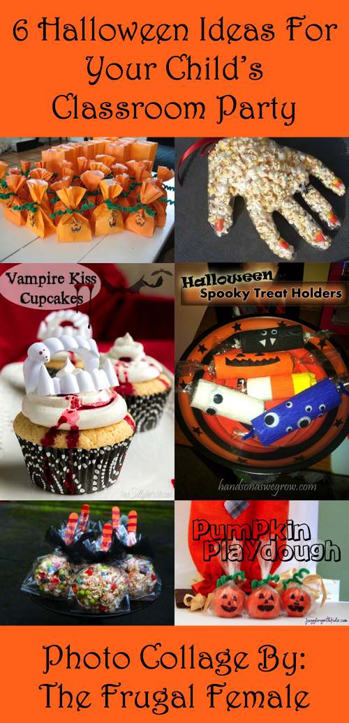 Classroom Ideas Diy ~ Halloween ideas for your child s classroom party page