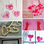 10 Valentine's Crafts For Kids