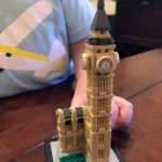 Review: Micro Brick Building Set-Big Ben