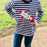 Review: Jumping Meters Boys Rocket Shirt